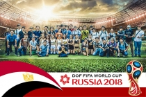 DOF's Event WORLDCUP 2018